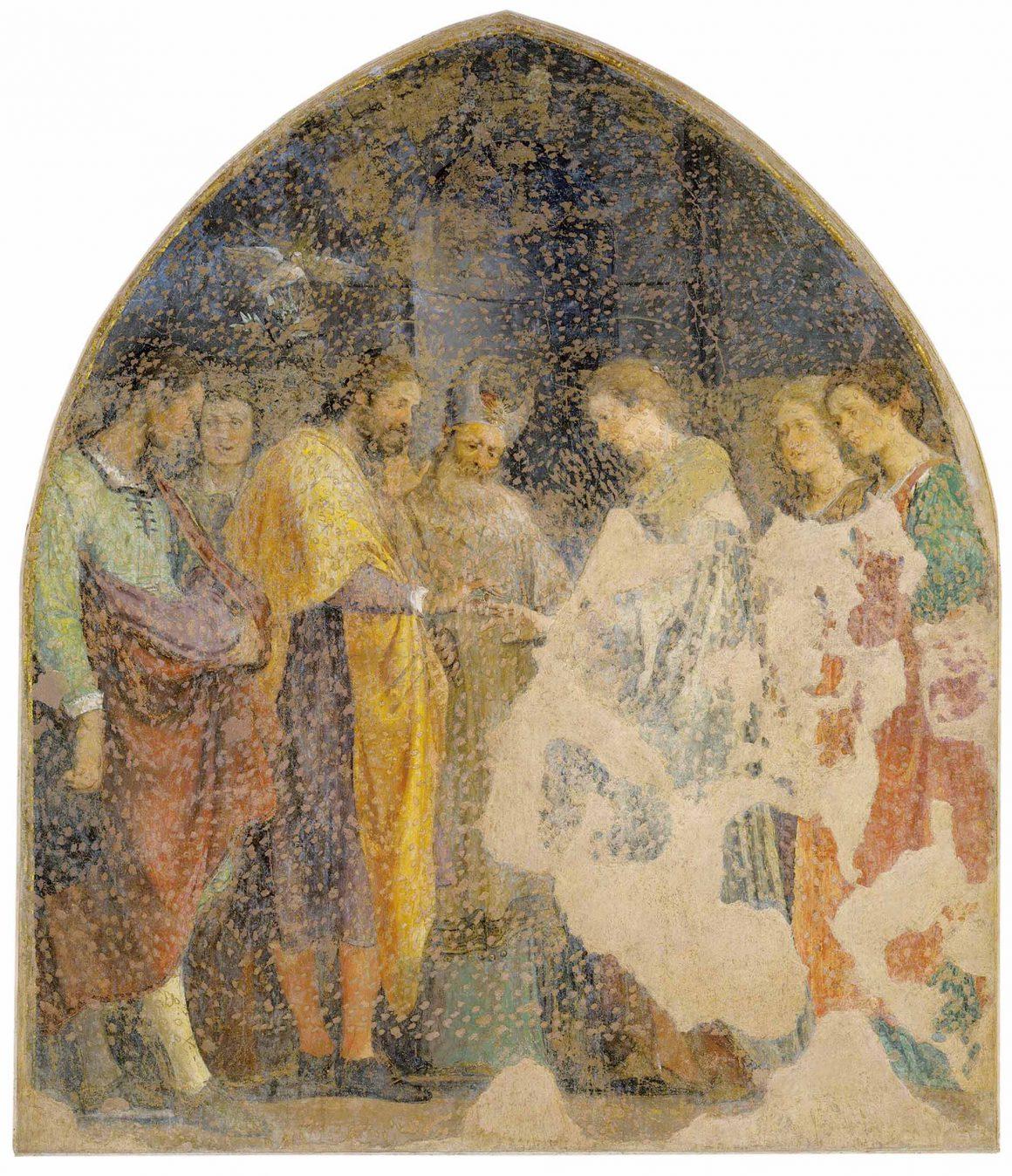 Sposalizio della Vergine