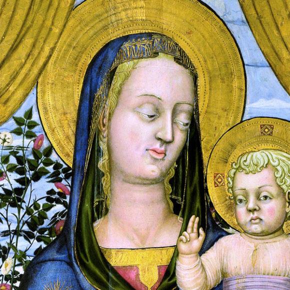 Madonna in Trono col Bambino