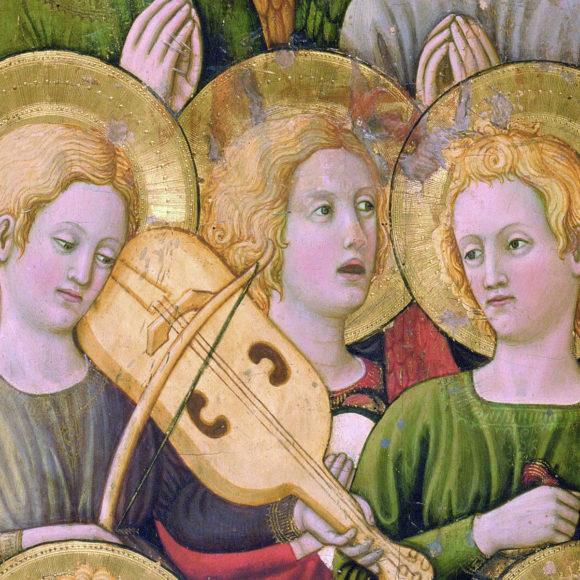 Coro di angeli musicanti