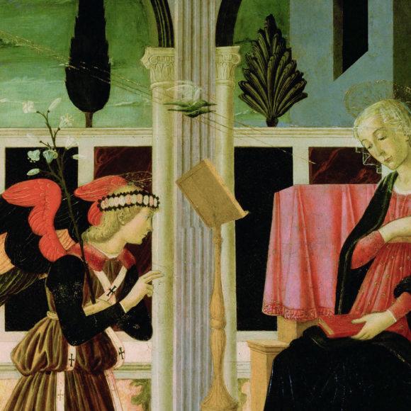 Annunciazione di Jacopo del Sellaio