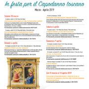 In festa per il Capodanno Toscano